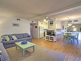 NEW! 2BR Ocean City Condo near Atlantic Beach!