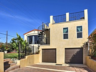 NEW! 3BR San Diego House Steps from the Bay!