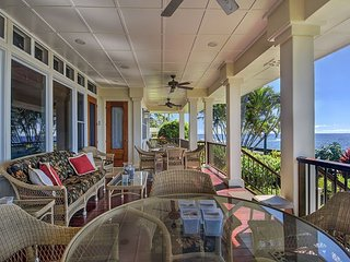 Honu La'e - 4 Bedroom, 4 Bath Ocean Front Vacation Home in Poipu