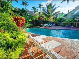 Convenient Kapa'a Studio - Steps from the Beach!