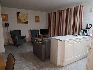 1 bedroom ground floor apartment in Minerva Apartments