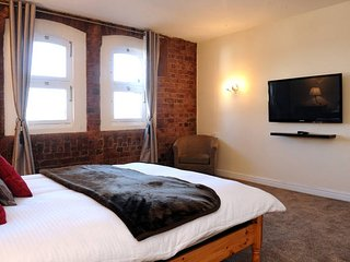 Luxury Riverside Apt. close to City Centre, Liverpool