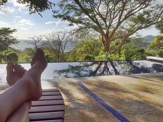 Casa de Mono - Private, Ocean View, Beautiful Sunsets, Best Beaches, Jungle!, Playa Maderas