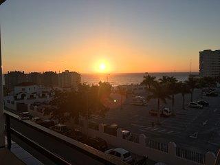 Apartamento Costa del Sol de 1 dormitorio con magníficas vistas al mar, Torremolinos