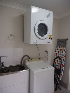 Laundry - there is a 3rd toilet room off the laundry room.