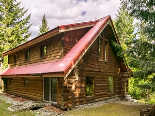 Enchanted Pemberton Log Cabin and Pooh Forest