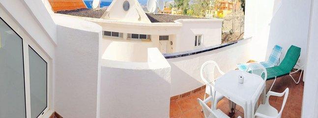 Terraza - Colina Blanca