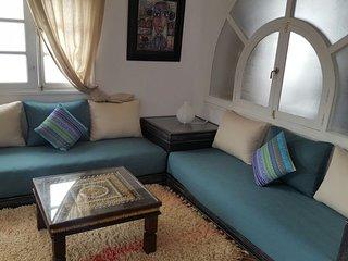 (21) Appartement avec Deux Chambres