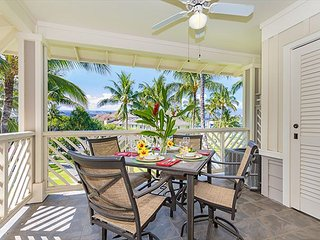 Exquisite Setting, Luxurious 2 bedroom 2 bathroom Villas, Waikoloa