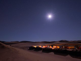 Desert Candles Camp