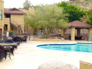 Luxury Resort Style Villa in the magical Catalina Foothills mountains gem show