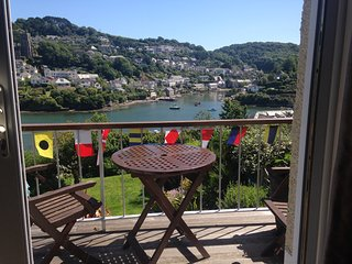 House rental in Newton Ferrers, with views