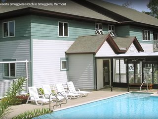Smuggler's Notch by Wyndham, 2BR DLX Ski Resort, Vermont, Jeffersonville