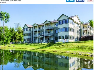 Smuggler's Notch by Wyndham, 3 BR Suite, Ski Resort - Kid Friendly!, Jeffersonville