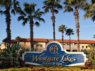2 Bedroom in West Gate Lakes Resort, Orlando
