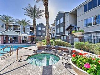 NEW! Resort-Style 1BR Phoenix Condo w/ Balcony!