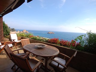 EXCLUSIVE APARTMENT WITH SEA VIEW, Tossa de Mar