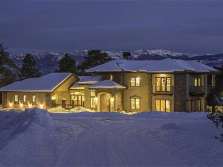 Multi-Million Dollar Private San Juan Mountain Retreat, Ridgway