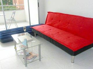 Stylish private room in El Poblado near Llleras Park