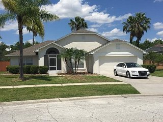 Closest Drive To Disney,home W/ Private Pool, Just Renovated 3Br 2Bath Furnished