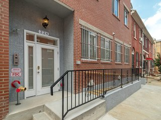 Luxury Center City 2BR/2Bath by Convention Center, New, Modern & Spacious - 2B, Filadelfia