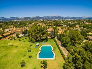 4 bedroom Villa in Inca, Mallorca, Mallorca : ref 2028292