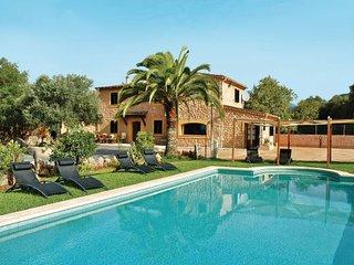 4 bedroom Villa in Santa Maria, Balearic Islands, Majorca, Mallorca : ref 2091033, Santa Maria del Cami