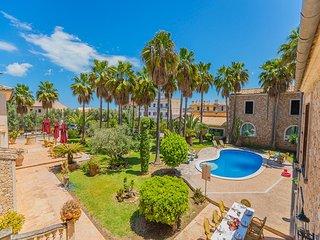 5 bedroom Villa in Maria De La Salut, Mallorca, Mallorca : ref 2105886