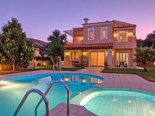 3 bedroom Villa in Gerani, Rethymno, Crete, Greece : ref 2286078