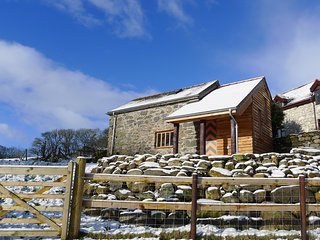 Ty Beic Country Apartments - The Barn, Bala