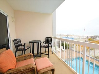 Nicely Furnished Beachfront Condo ~ Bender Vacation Rentals
