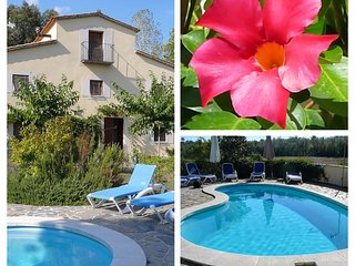 Happy, sunny days! House/Pool. Close Girona; Easy access Costa Brava, Barcelona., Brunyola