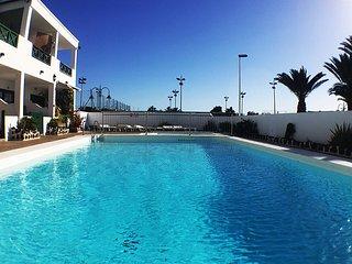 Apartamento Primavera con piscina y Wifi, Puerto del Carmen