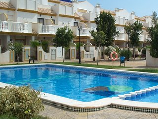 Cabo Roig House In Private, Gated Complex With Pool, Air-Cond, Well-Equipped