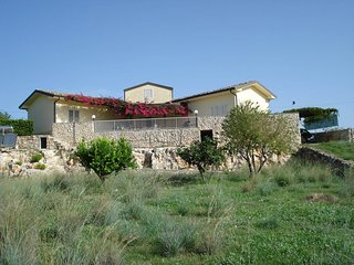 Charming House with sea view in Sampieri Sicily