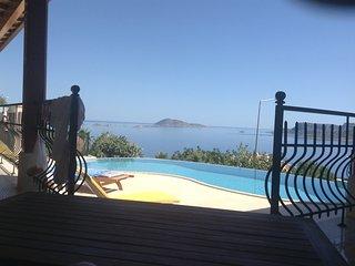 """The Big Villa"" - Kas - Spacious Three Bed Villa - Large Private Pool"