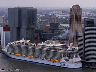 Best Skyline Tower in Europe, Rotterdam