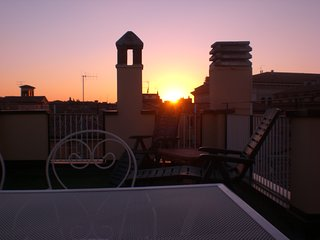 AtelierdiMarcella penthouse on the old rooftops, Bologna
