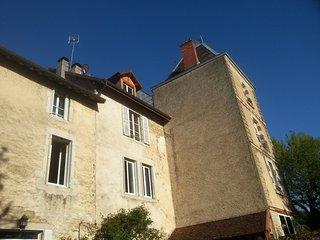 Gîte 2 Chateau de Feschaux, Lons-le-Saunier