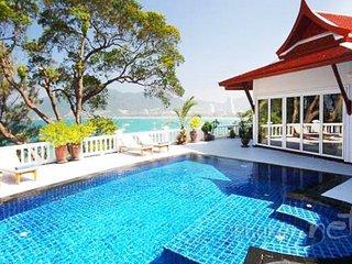 Elegant 5-Bed Ocean View Villa in Patong