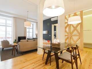 Fabulous Baixa apartment in Baixa/Chiado with WiFi & airconditioning.