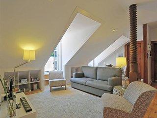 Chiado Terrace apartment in Baixa/Chiado with WiFi, airconditioning
