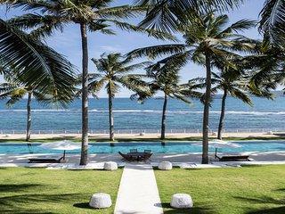 Stunning Beachfront 3 bdrs villa - Villa Stella