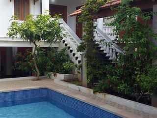 JPR VILLA with swimming pool