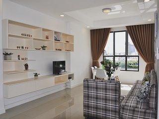 Deluxe 3 bedroom apartment - Saigon River