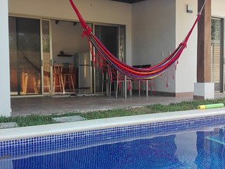 2 Bedroom Villa With Private Pool 150 Meters from the Main Beach and Restaurants