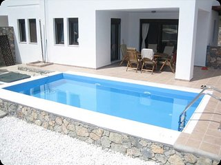 3 Bedroom, 2 Bathroom Villa situated 5 minutes walk from the village of Lardos