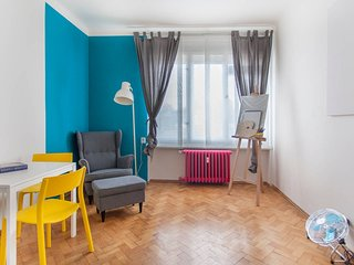 Cosy flat, next to city centre