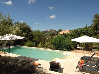 Provence: Villa Papillon, Moissac-Bellevue