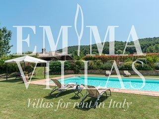 Casale al Doglio 6+1 sleeps, Emma Villas Exclusive